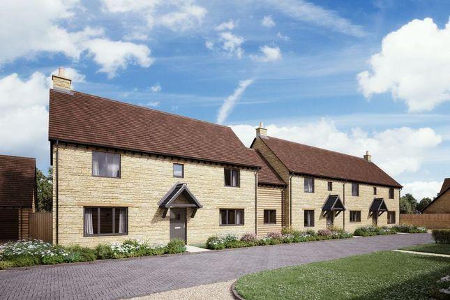 Thumbnail Terraced house for sale in Park Farm Place, Northmoor, Near Standlake