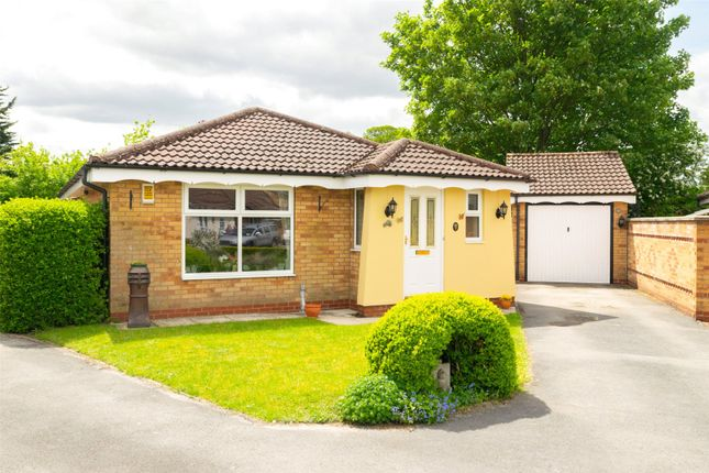 Thumbnail Detached bungalow for sale in Nursery Court, Nether Poppleton, York, North Yorkshire