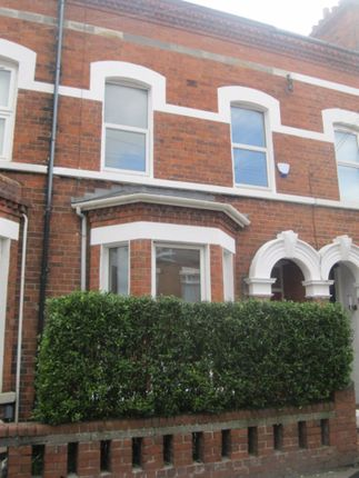 Thumbnail Terraced house to rent in Haypark Avenue, Belfast