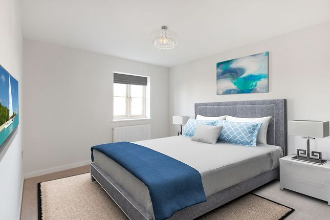 Bedroom 2 -  Virtual Staging
