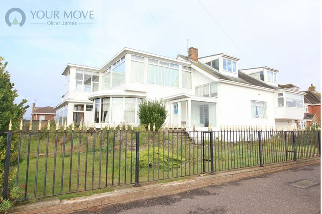 Thumbnail Detached house to rent in Marine Parade, Gorleston, Great Yarmouth