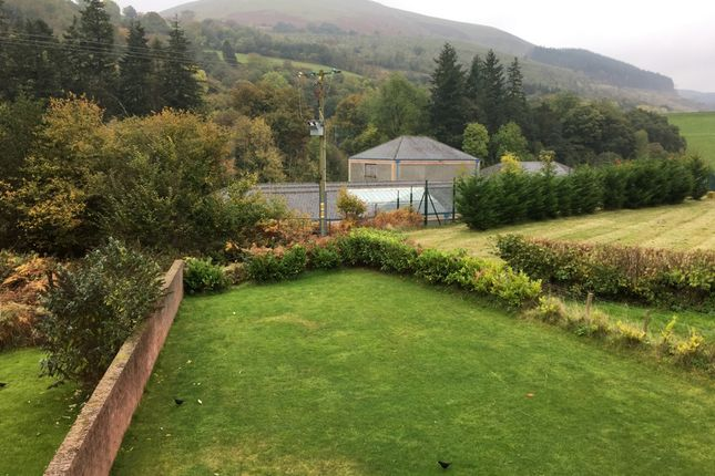 Thumbnail Terraced house to rent in Reservoir Cottage, Talybont On Usk
