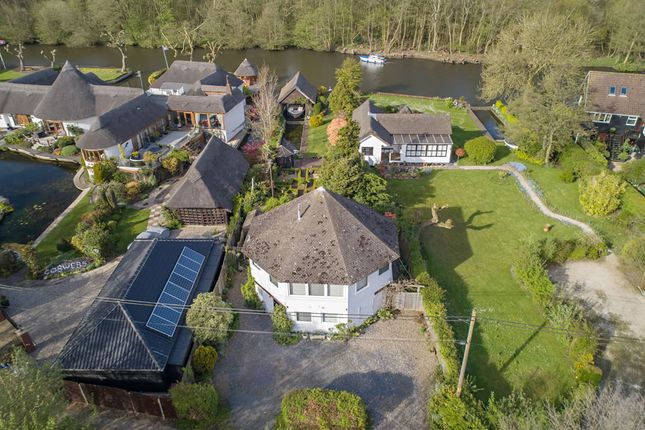 Thumbnail Detached house for sale in Beech Road, Wroxham