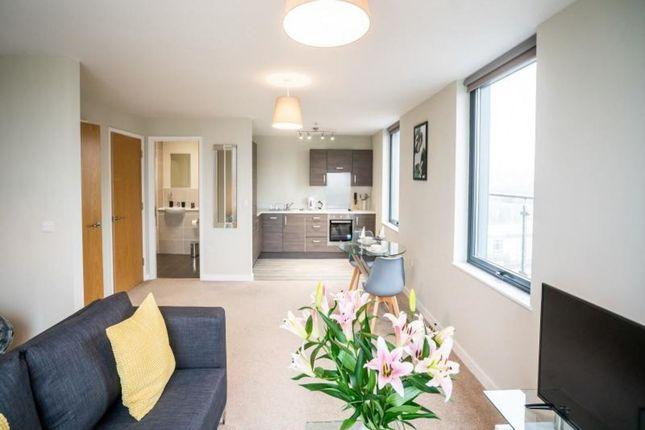 Thumbnail Studio to rent in Adelphi Street, Salford