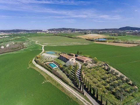 6 bed property for sale in La Pievina, Asciano, Tuscany