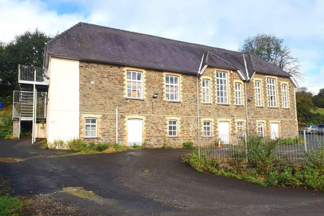 Thumbnail Commercial property for sale in Marble Terrace, Llandysul