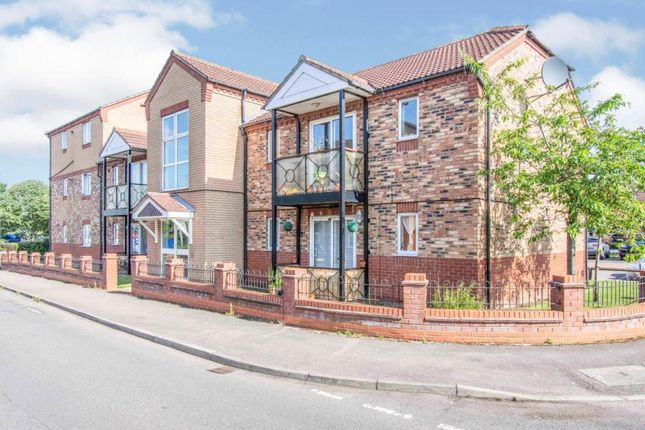 Thumbnail Flat for sale in Fewston Way, Doncaster