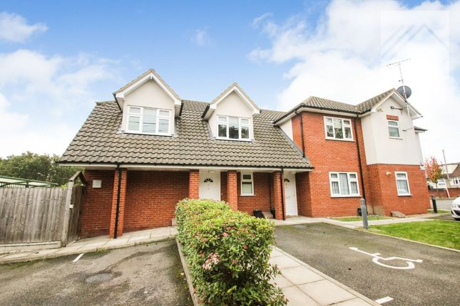 Thumbnail Flat for sale in Kiln Road, Hadleigh, Benfleet