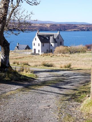 Thumbnail Detached house for sale in 3 Kingsburgh, Isle Of Skye