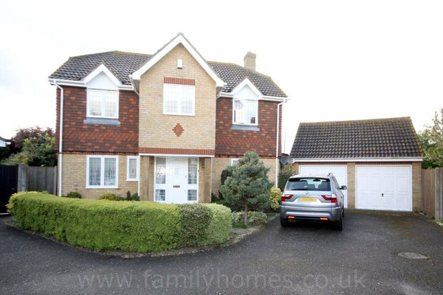 Thumbnail Detached house for sale in Ladyfields Close, Bobbing, Sittingbourne