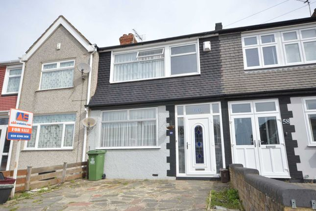3 bed terraced house for sale in Amberley Road, London