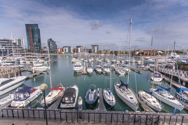 Thumbnail Flat to rent in Splash Apartments, Southampton