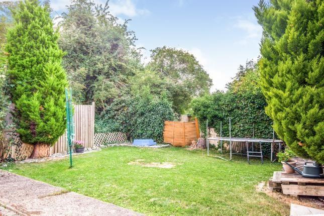 Garden of Garrison Lane, Chessington KT9