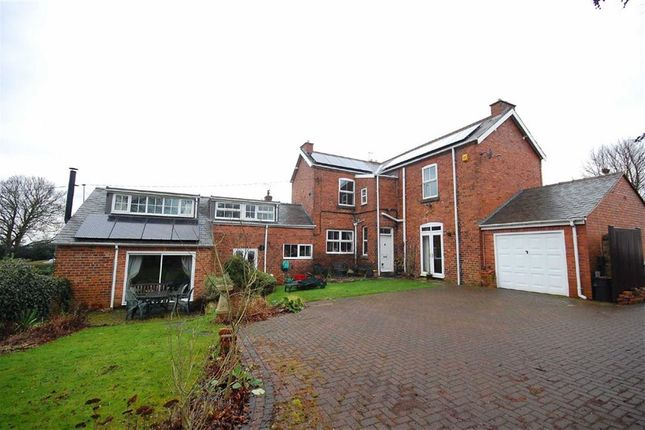Thumbnail Detached house for sale in Main Road, Stretton, Alfreton