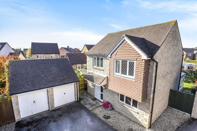 Thumbnail Detached house for sale in Cumnor Village, Oxfordshire