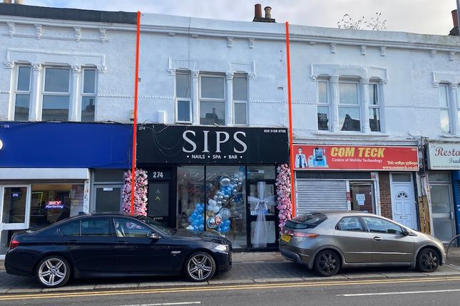 Thumbnail Retail premises for sale in High Road, Leytonstone