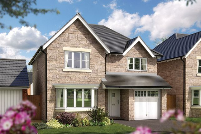 "Thumbnail Detached house for sale in ""The Durham"" at Devon, Bovey Tracey"