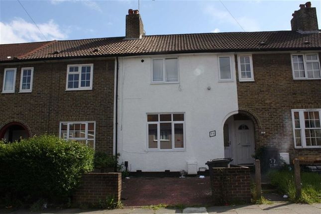 Thumbnail Terraced house to rent in Capstone Road, Downham, Bromley