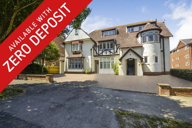 Thumbnail Flat to rent in St Christophers, Sutherland Avenue, Bexhill On Sea