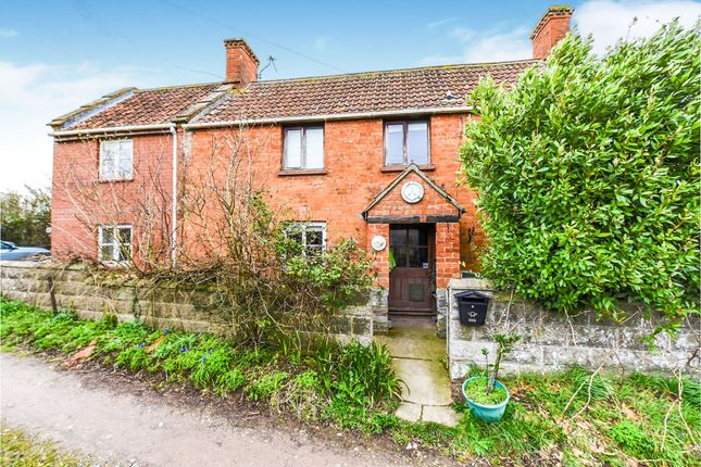 Thumbnail Detached house for sale in Stoke St. Gregory, Taunton