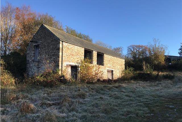 Thumbnail Light industrial to let in Barn At Ashmill Farm, Grenofen, Tavistock, Devon