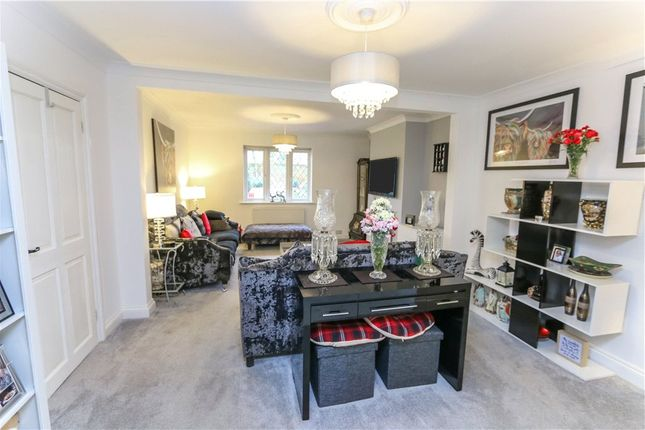 Semi-detached house for sale in Horns Drove, Rownhams, Southampton, Hampshire