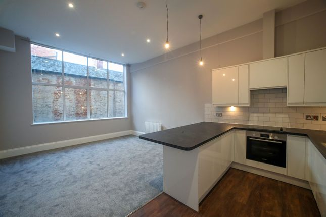 Thumbnail Flat for sale in Gold Street, Northampton