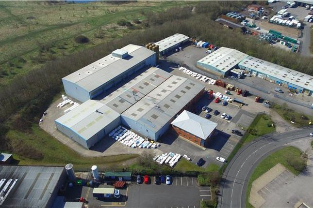 Thumbnail Industrial for sale in Wentworth House Manners Avenue, Ilkeston, Derbyshire