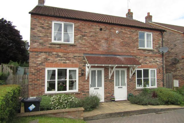 Thumbnail Semi-detached house for sale in Stump Cross, Boroughbridge, York