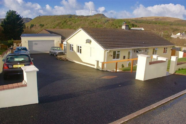 Thumbnail Detached bungalow for sale in Singlerose Road, Stenalees, St Austell