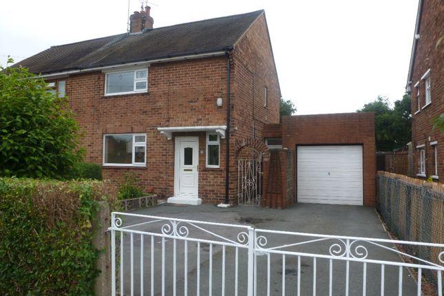 2 bed semi-detached house to rent in Eldon Grove, Rhostyllen LL14