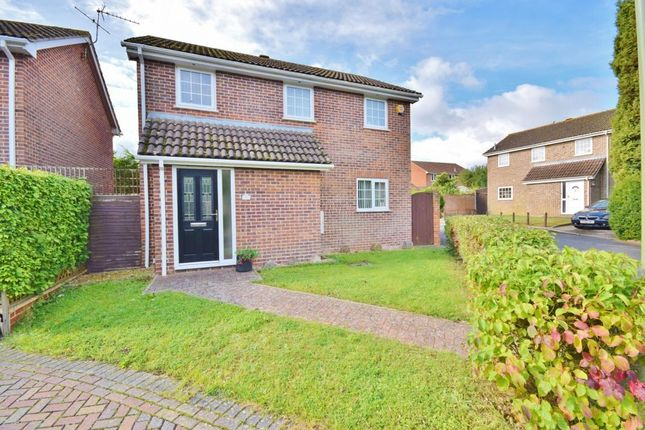 Thumbnail Detached house for sale in Roman Park, Basingstoke