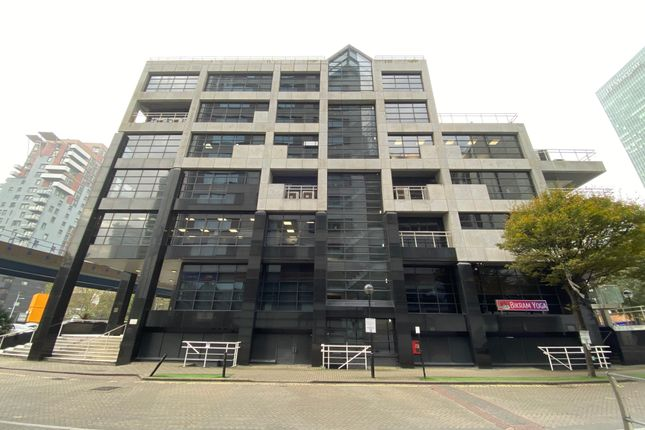 Thumbnail Office for sale in Suite 30 Beaufort Court, Admirals Way, London