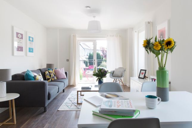 Thumbnail Flat for sale in Coral Court, Telford Road, London