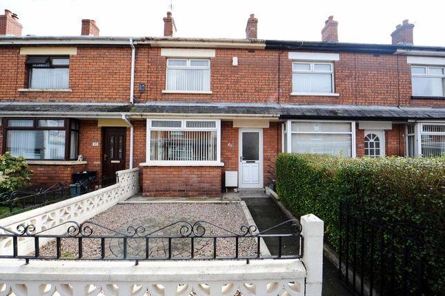 Thumbnail Terraced house for sale in Parkgate Avenue, Sydenham, Belfast