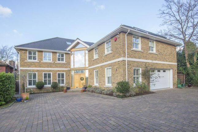 Thumbnail Detached house to rent in Steels Lane, Oxshott, Surrey