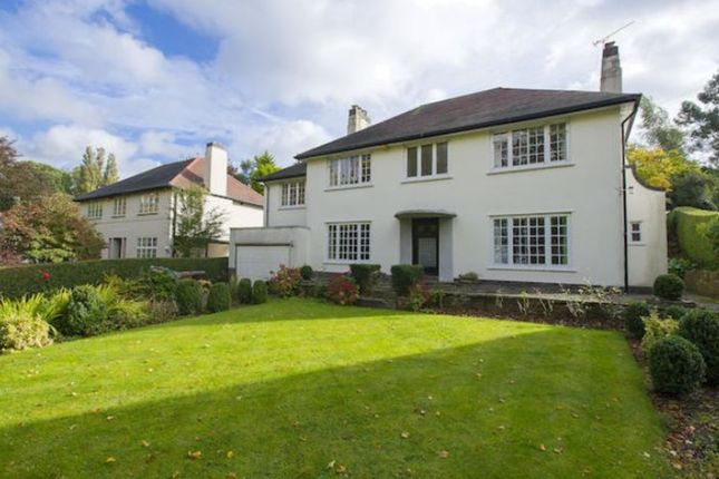 Thumbnail Detached house to rent in Lucknow Drive, Mapperley Park, Nottingham