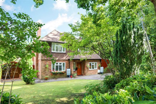 Thumbnail Detached house for sale in Pirbright Road, Farnborough, Hampshire