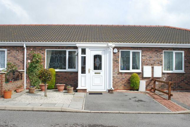 Thumbnail Terraced bungalow to rent in Trinity Fields, Withernsea, East Riding Of Yorkshire