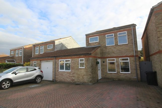 Thumbnail Link-detached house for sale in Wade Close, Langney Point, Eastbourne