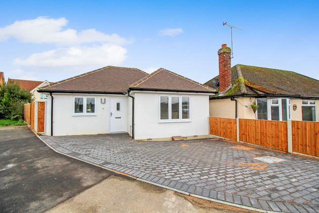 Thumbnail Detached bungalow for sale in Ethelred Gardens, Runwell, Wickford