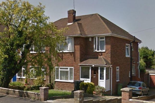 Thumbnail Semi-detached house to rent in Carver Hill Road, High Wycombe