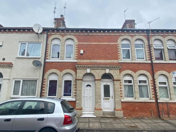 2 bed terraced house for sale in Boswell Street, Middlesbrough TS1