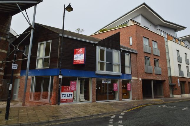 Thumbnail Flat to rent in Roushill, Shrewsbury