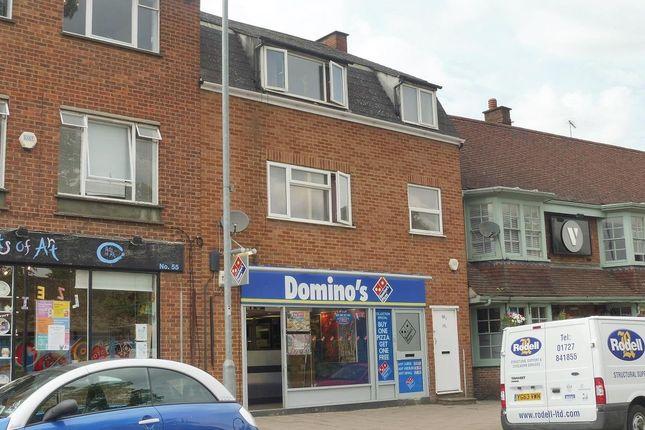 Thumbnail Flat to rent in Bancroft, Hitchin