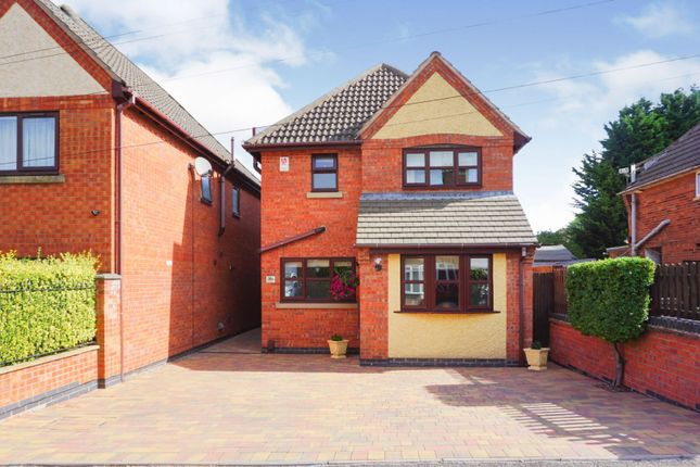 Thumbnail Detached house for sale in Brighton Avenue, Leicester