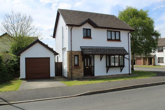 Thumbnail Detached house to rent in Hermitage Grove, Haverfordwest