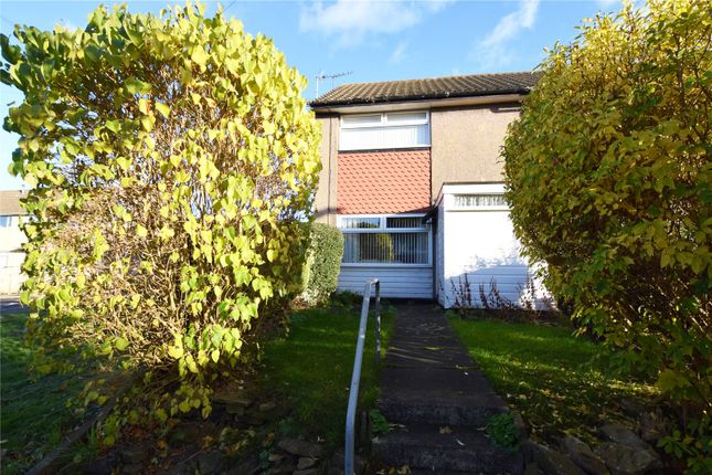 Thumbnail End terrace house to rent in Bodmin Street, Leeds, West Yorkshire