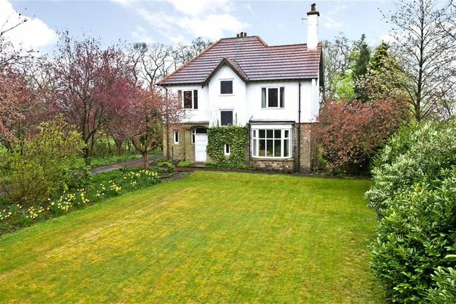 Thumbnail Detached house for sale in Skipton Old Road, Colne, Lancashire