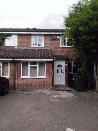 Thumbnail End terrace house to rent in Poplar Grove, London